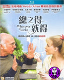Whatever Works Blu-Ray (2009) (Region A) (Hong Kong Version)