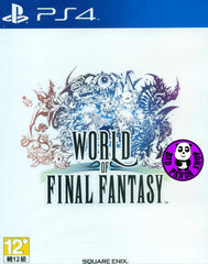 World of Final Fantasy (PlayStation 4) Region Free (PS4 Chinese Subtitled Version) 太空戰士世界 (中文版)