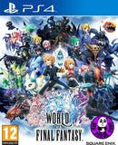 World of Final Fantasy (PlayStation 4) Region Free (PS4 English Version)