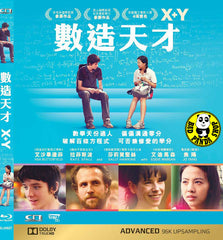 X+Y Blu-Ray (2015) (Region A) (Hong Kong Version)