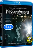 Yves Saint Laurent (2014) (Region A Blu-ray) (English Subtitled) French Movie a.k.a. YSL