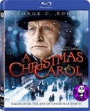 A Christmas Carol Blu-Ray (1984) (Region Free) (Hong Kong Version)