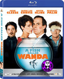 A Fish Called Wanda Blu-Ray (1988) (Region Free) (Hong Kong Version)