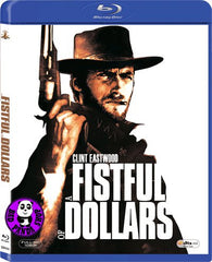 A Fistful Of Dollars Blu-Ray (1964) (Region A) (Hong Kong Version)