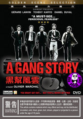 A Gang Story (2011) (Region 3 DVD) (English Subtitled) French Movie a.k.a. Les Lyonnais