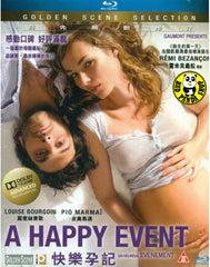 A Happy Event (2011) (Region A Blu-ray) (English Subtitled) French Movie
