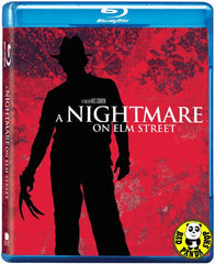 A Nightmare On Elm Street 猛鬼街 Blu-Ray (1984) (Region Free) (Hong Kong Version)