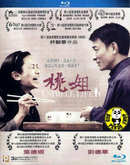 A Simple Life 桃姐 Blu-ray (2012) (Region A) (English Subtitled)