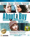 About A Boy Blu-Ray (2012) (Region A) (Hong Kong Version)