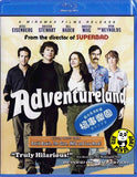 Adventureland Blu-Ray (2009) (Region A) (Hong Kong Version)