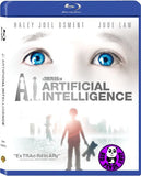 A.I. : Artificial Intelligence 人工智能 Blu-Ray (2001) (Region Free) (Hong Kong Version)