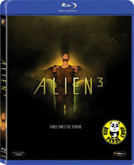 Alien 3 Blu-Ray (1992) (Region A) (Hong Kong Version)