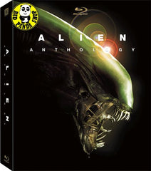 Alien Anthology Boxset (Region A Blu-ray) (English Subtitled)