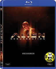 Alien Resurrection Blu-Ray (1997) (Region A) (Hong Kong Version)