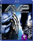 Alien vs Predator Blu-Ray (2004) (Region A) (Hong Kong Version)