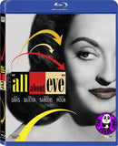 All About Eve Blu-Ray (1950) (Region A) (Hong Kong Version)