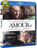 Amour (2012) (Region A Blu-ray) (English Subtitled) French Movie