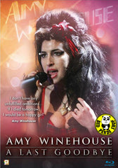 Amy Winehouse: A Last Goodbye Blu-Ray (Entertain ME) (Region Free) (Hong Kong Version)