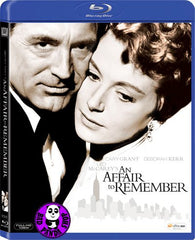 An Affair To Remember Blu-Ray (1957) (Region A) (Hong Kong Version)