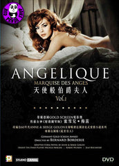 Angelique Marquise des Anges (1964) (Region 3 DVD) (English Subtitled) French Movie