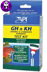 API GH & KH Test Kit (API) (Water Test Kits) (CRS Products)