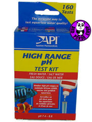 API High Range pH Test Kit (API) (Freshwater & Marine Test Kits)