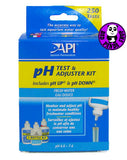 API pH Test And Adjuster Kit includes pH Up & pH Down (API) (Water Test Kits)