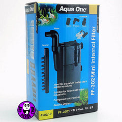 Aqua One PF-302 Mini Internal Filter (Aqua One) (Filters)