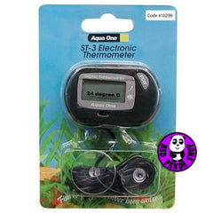 Aqua One ST-3 Digital Thermometer (Aqua One) (Temperature Control - Monitoring)