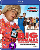 Big Mommas - Like Father, Like Son Blu-Ray (2011) (Region A) (Hong Kong Version)