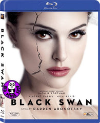 Black Swan Blu-Ray (2010) 黑天鵝 (Region A) (Hong Kong Version)