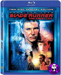 Blade Runner - The Final Cut 2020 (終極剪輯版) Blu-Ray (1982) (Region A) (Hong Kong Version)