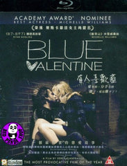 Blue Valentine Blu-Ray (2010) (Region A) (Hong Kong Version)