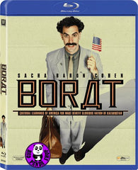Borat Blu-Ray (2007) (Region A) (Hong Kong Version)