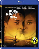 Boys Don't Cry Blu-Ray (1999) (Region A) (Hong Kong Version)