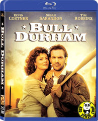 Bull Durham 接棒情緣 Blu-Ray (1988) (Region A) (Hong Kong Version)