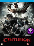 Centurion Blu-Ray (2010) (Region A) (Hong Kong Version)