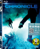 Chronicle Blu-Ray (2012) (Region A) (Hong Kong Version)