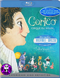 Cirque Du Soleil: Corteo Blu-Ray (Production Conte) (Region A) (Hong Kong Version)