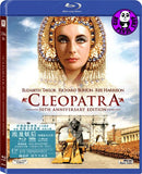 Cleopatra Blu-Ray (1963) (Region A) (Hong Kong Version)