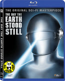Day The Earth Stood Still Blu-Ray (1951) (Region A) (Hong Kong Version)