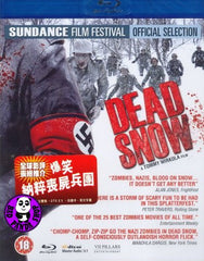 Dead Snow (2010) (Region A Blu-ray) (English Subtitled) Norwegian Movie