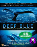 Deep Blue Blu-Ray (BBC) (Region A) (Hong Kong Version)