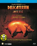 Delicatessen (1992) (Region A Blu-ray) (English Subtitled) French Movie