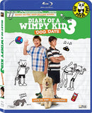 Diary Of A Wimpy Kid 3 Blu-Ray (2012) (Region A) (Hong Kong Version)