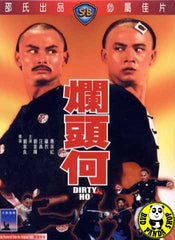 Dirty Ho (1979) (Region 3 DVD) (English Subtitled) (Shaw Brothers)