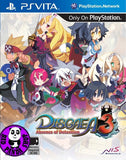 Disgaea 3 - Absence Of Detention (PS Vita)