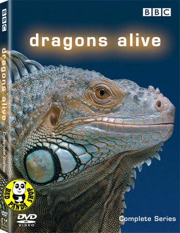 Dragons Alive: Complete Series DVD (BBC) (Region 3) (Hong Kong