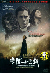 The Flowers Of War (2011) (Region 3 DVD) (English Subtitled) a.k.a. The Thirteen Women Of Jinling / Heroes Of Nanking