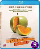 Freakonomics Blu-Ray (2010) (Region A) (Hong Kong Version) a.k.a. Freakonomia